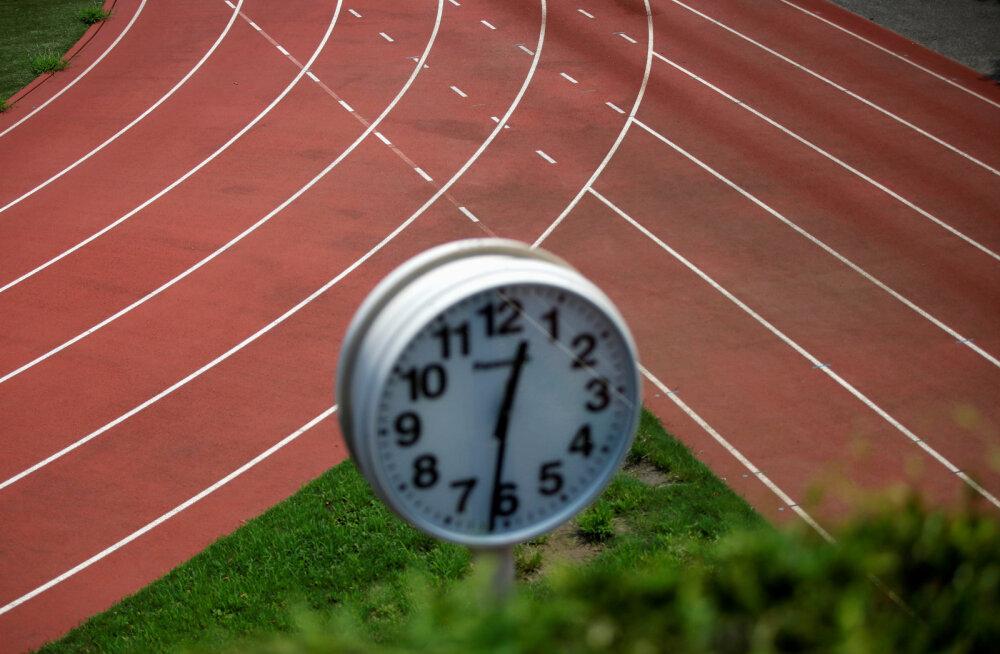 Jaapan kaalub olümpiasportlaste säästmiseks kahetunnist kellakeeramist