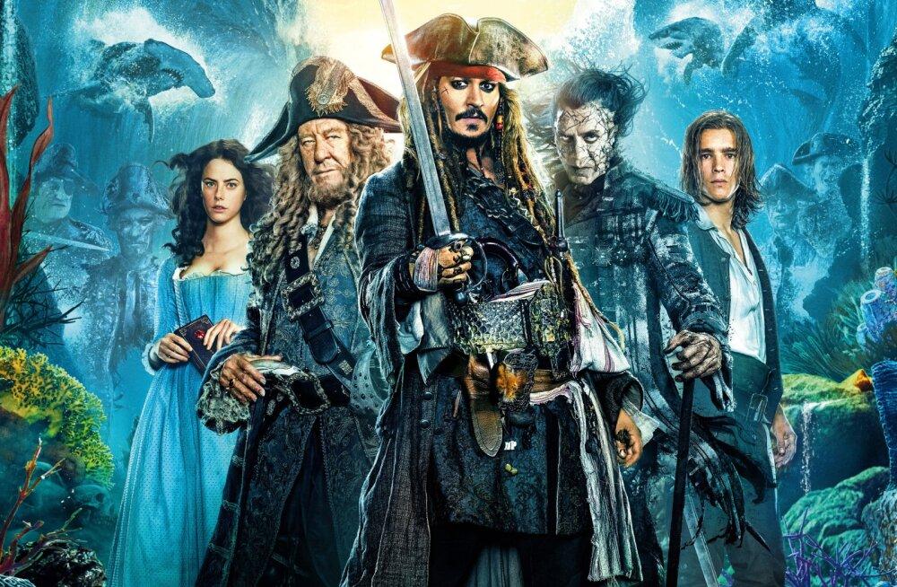 """Смотрите, кто выиграл билеты на фильм """"Пираты Карибского моря: Мертвецы не рассказывают сказки"""""""