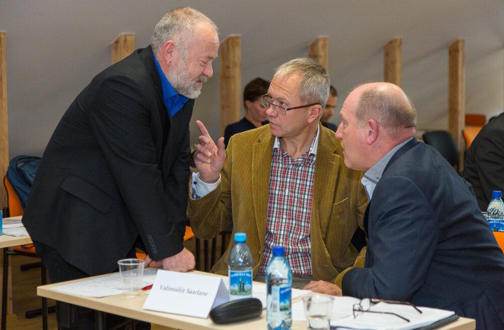 MEIE MAA | Opositsiooni arvamust võeti volikogus esmakordselt kuulda