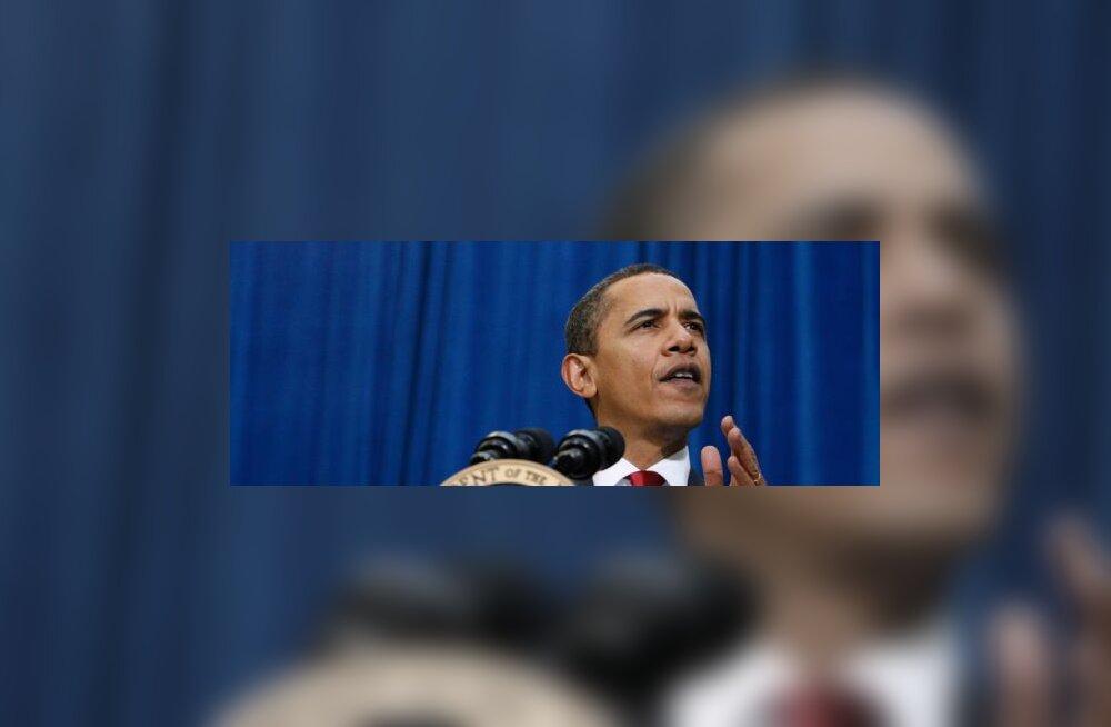 President Obama: meie uus raketikilp on parem