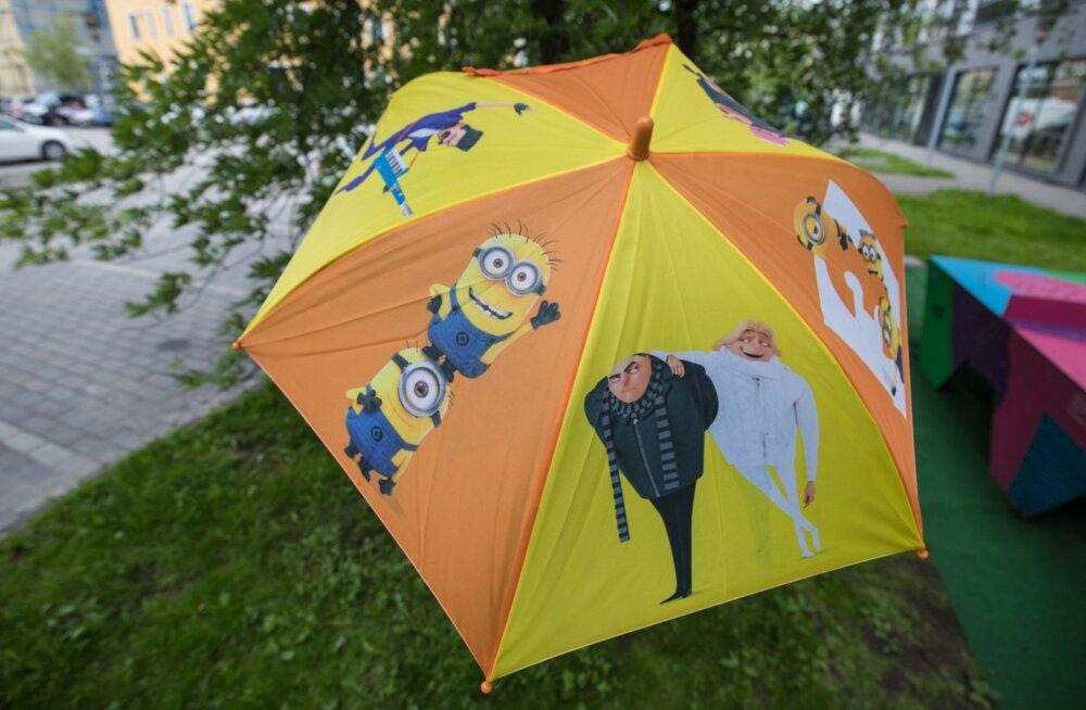 Supervarga vihmavari