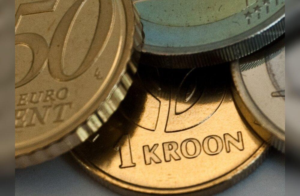 Psühholoog: tuleb hakata mõtlema eurodes