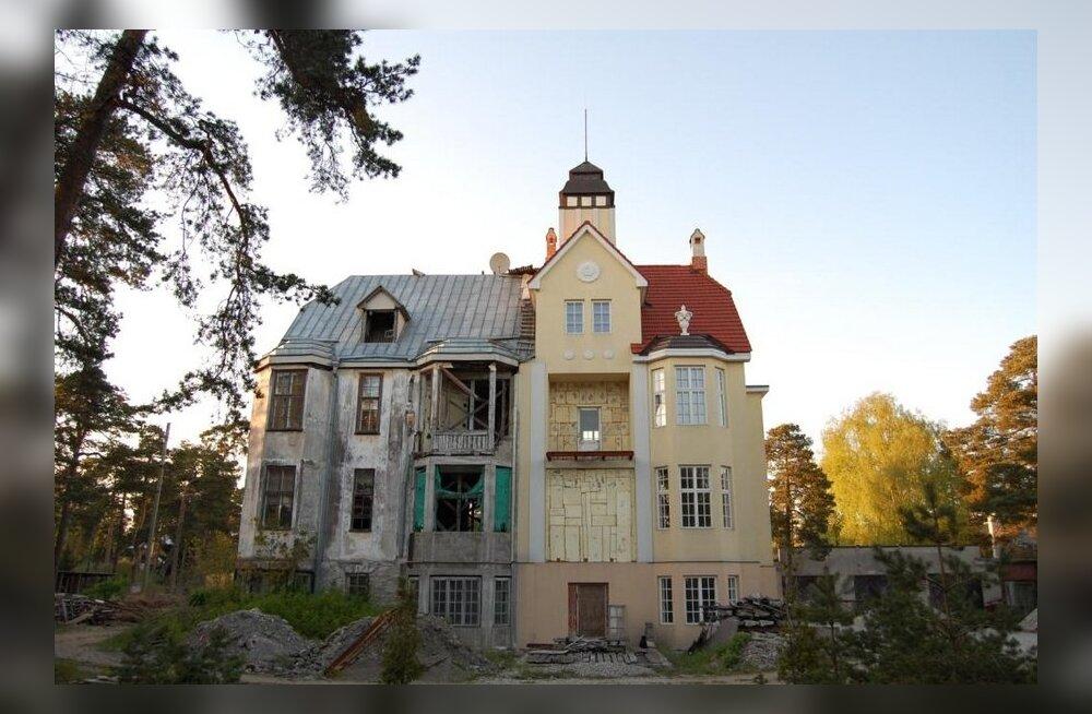 Unustatud majad: maja, mis alles ootab valmimist - Õitse 42