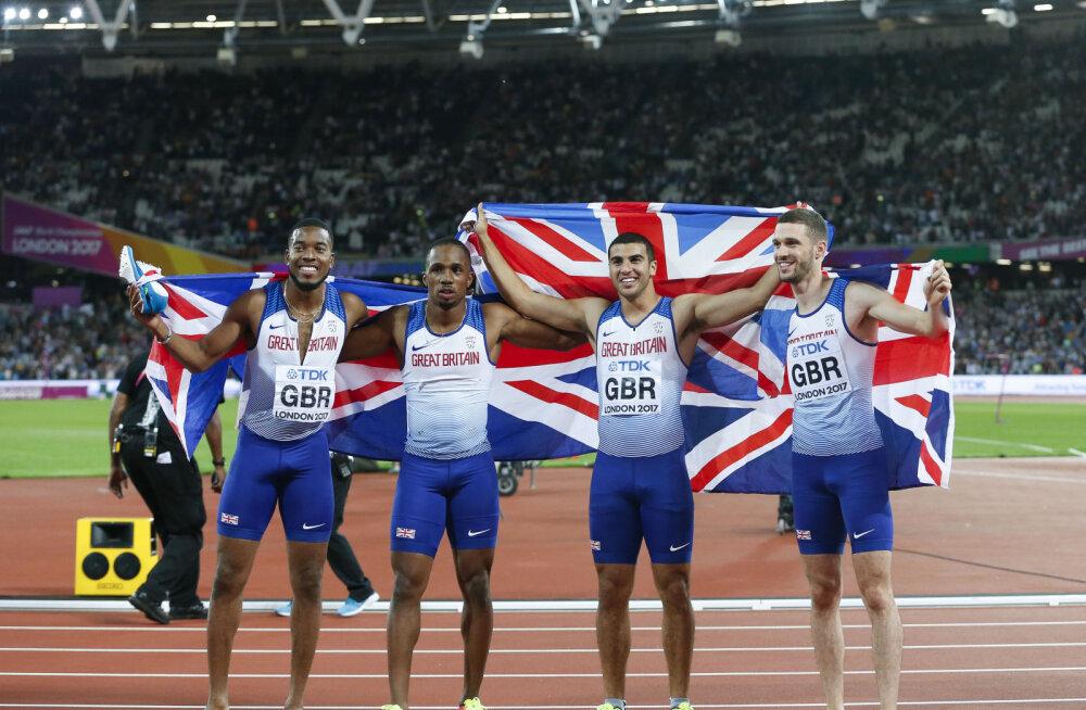 Briti jooksja ei näinud MM-kulla nimel oma perekonda kolm aastat