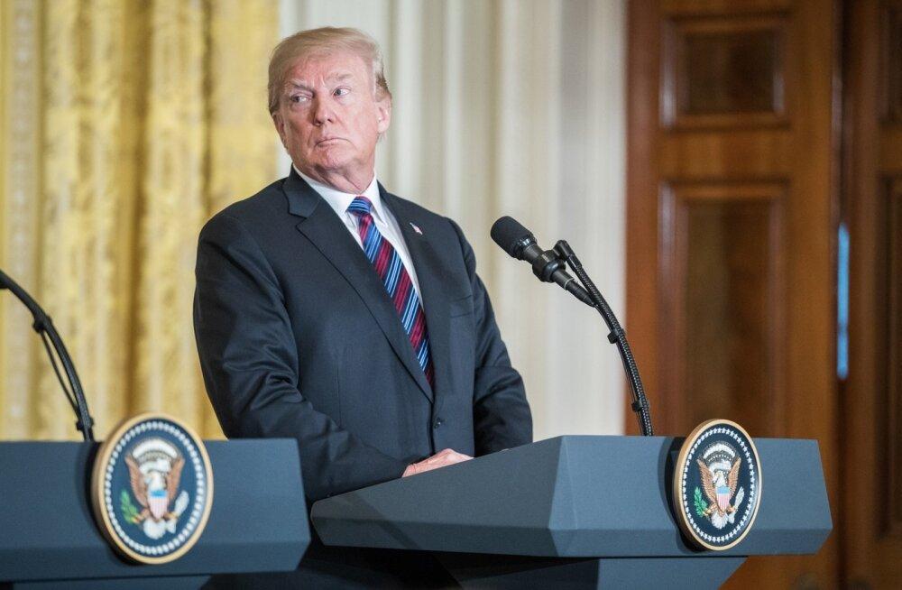 Trump soovitas soojalt Apple'il tooteid USAs teha, et vältida Hiinale kehtestatavaid tariife