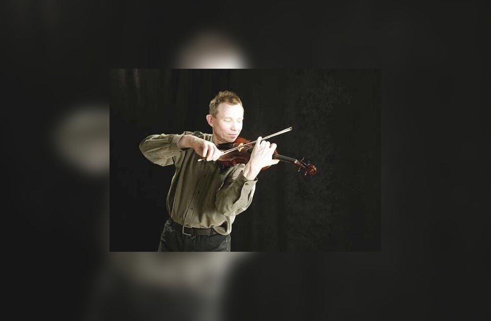 Tõnu Raadik: Harjutan viiulit iga päev