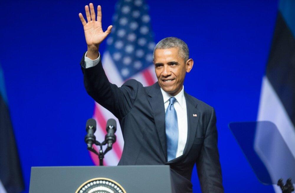 Obama andis oma Tallinna kõnes lubaduse, et USA teeb kõik endast sõltuva, et toetada NATO liitlaste julgeolekut ja tõhustada Ameerika sõjaväelist kohalolekut Euroopas.