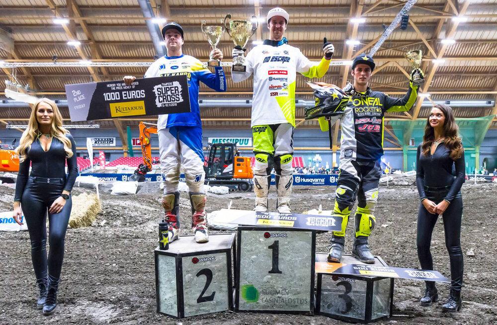 Kullas ja Kahro võtsid Soomest kaks kaksikvõitu
