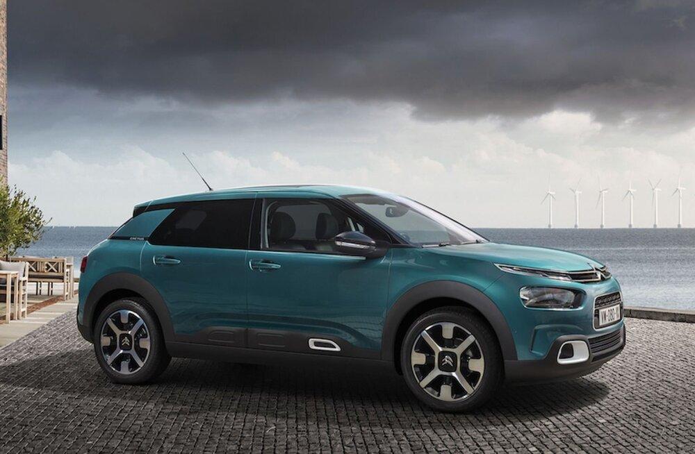 PROOVISÕIT | Väikeste okastega Citroën Cactus