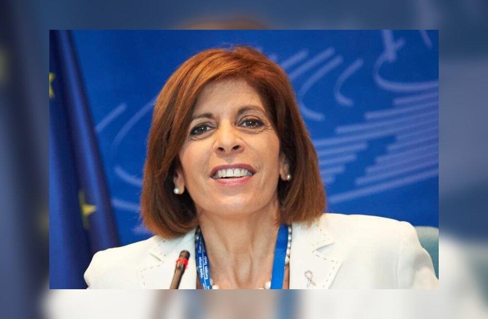 Новым президентом ПАСЕ была избрана киприотка Стелла Кириакидес