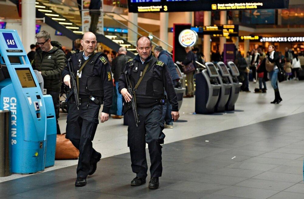 Politsei avas taas Kopenhaageni lennujaama kahtlase pagasi tõttu suletud terminali