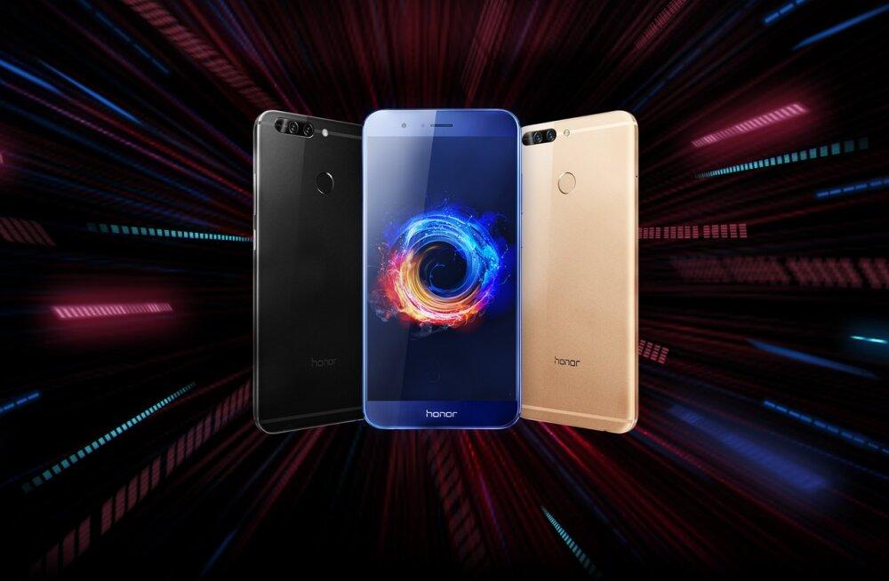 Honor 8 Pro: ka aprill toob ühe ihaldusväärse tipptelefoni