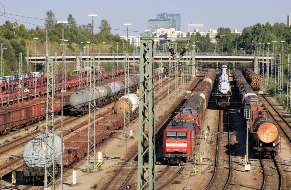 Müravabad vagunid kohustuslikuks aastast 2020: Saksamaa võtab rongide piduriklotsid luubi alla