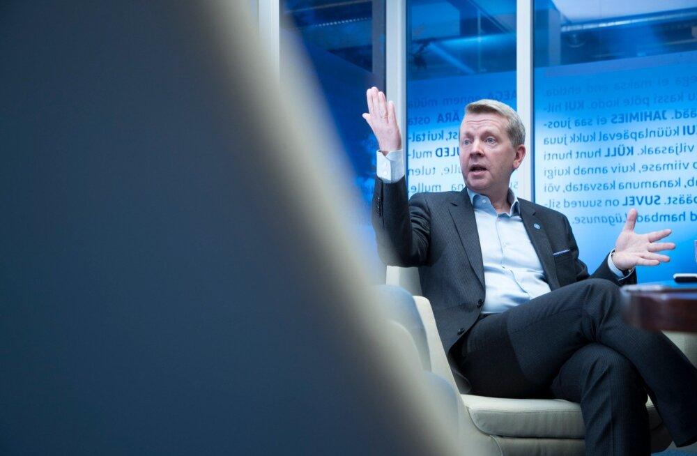 Ühelt poolt me kurdame, et Eestis on liiga palju regulatsioone, aga kui ühiskondliku dialoogi kaudu üritatakse teemasid korrastada, tõuseb kohe torm, nendib maksu- ja tolliameti peadirektor Valdur Laid.