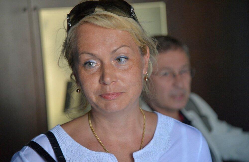 Riina Solman: Ligi provotseerib. Eesti Panga nõukogu esimehe koht pole parteipoliitilise kempluse koht