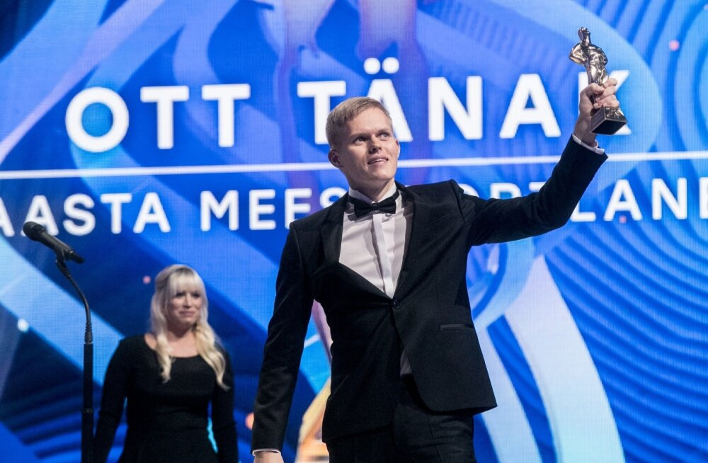 Mullune parim meessportlane Ott Tänak on suurfavoriit ka tänavusele Kristjanile.