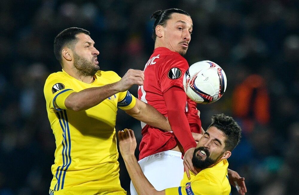 Rostov vs Manchester United
