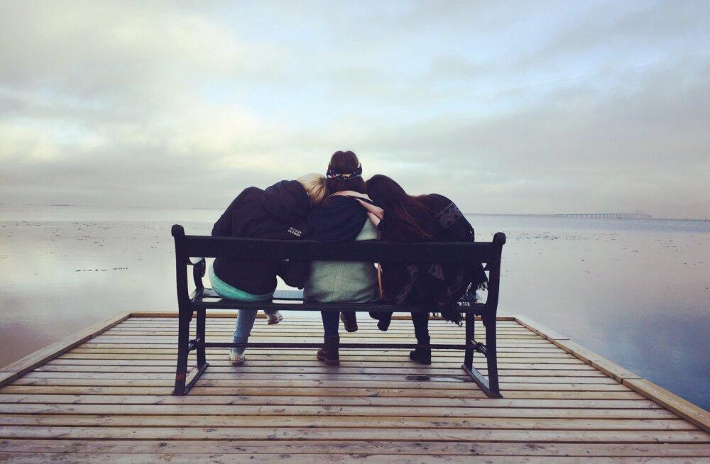 Kas lahutus toob endaga kaasa ka sõpruskonna kadumise?