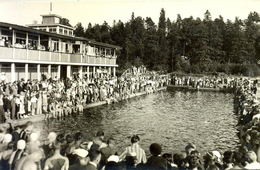 Mustamäe 1938. aastal
