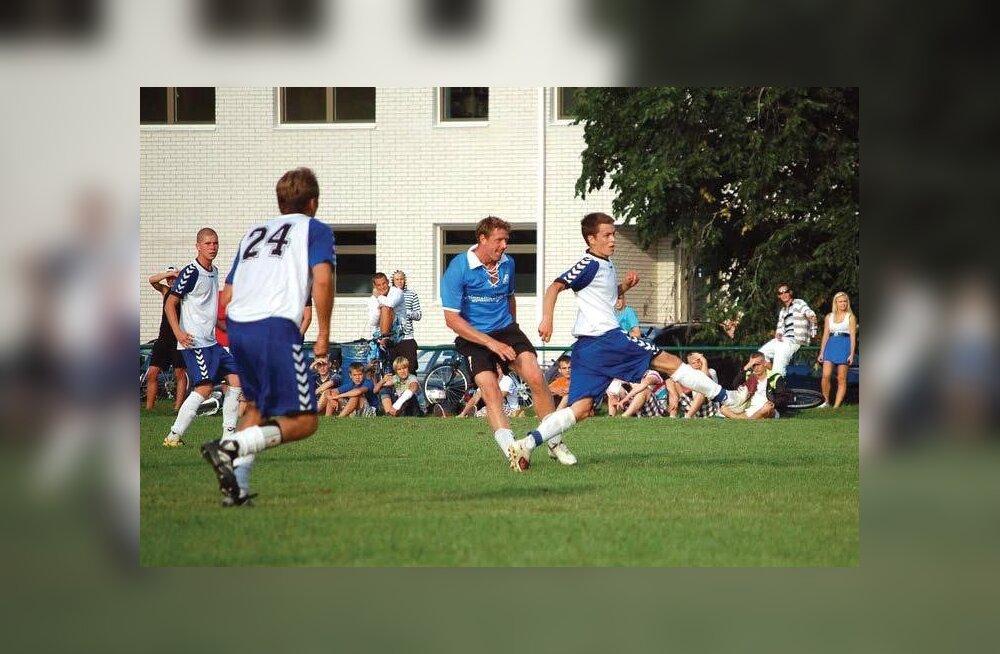 Rapla JK Atli – 18 aastat jalgpalli