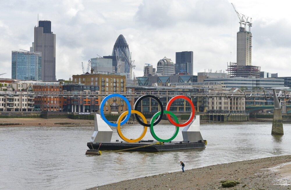 Londoni olümpia 2012
