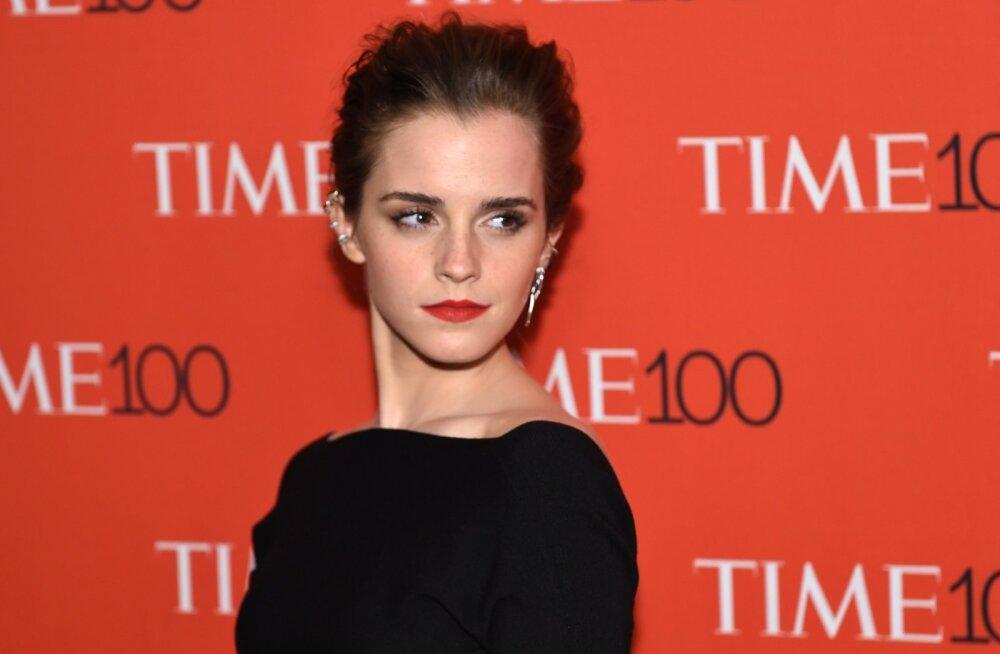Kristi Pärn-Valdoja Emma Watsonist: ta on väga sümpaatne