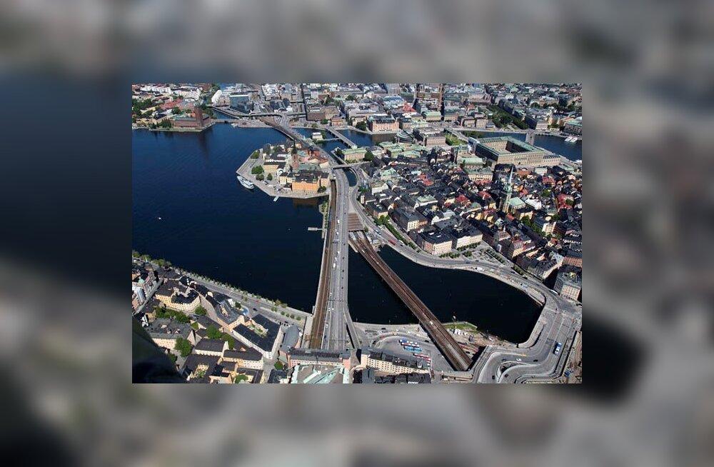 Эстонский концерн BLRT Grupp изготовит железнодорожно-пешеходный мост для Стокгольма