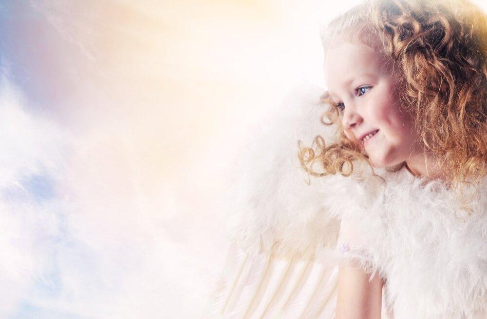 Taevased teejuhid: kuidas tunda ära inglite kohalolu?