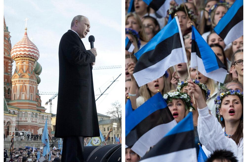 Jakko Väli: Keskerakonnal on aeg oma külmunud kavatsuste protokoll jõustada reaalseks koostöölepinguks Venemaa võimuparteiga