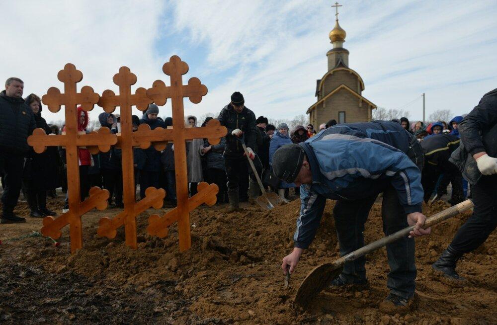 Matused Kemerovos