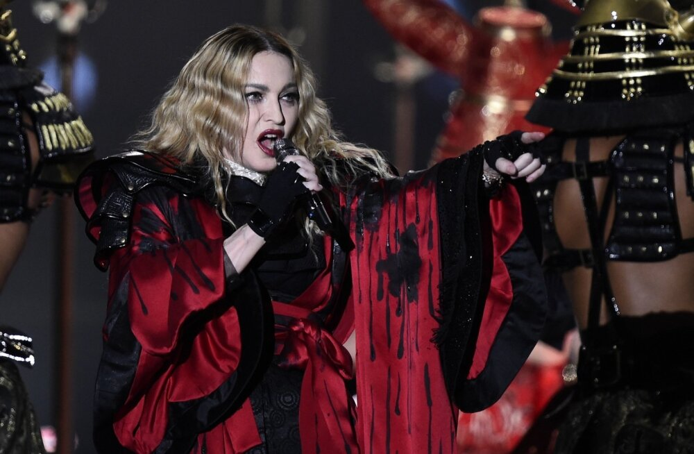 does madonna have a strategy