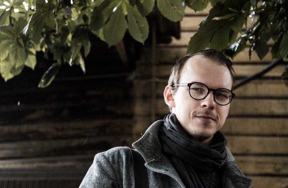 Kaur Kokka inspireerisid lood ja legendid Põhjasõja-järgsest Eesti ühiskonnast – mis hakkas toimuma inimeste kupli all, kui senine kord purunes.