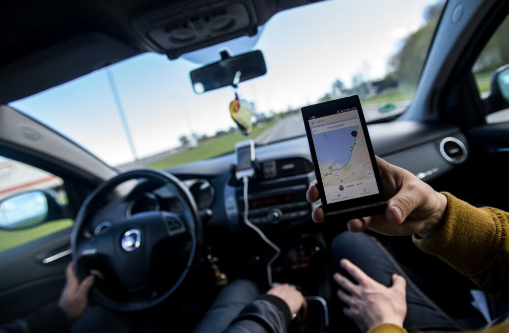 Uber Eestis