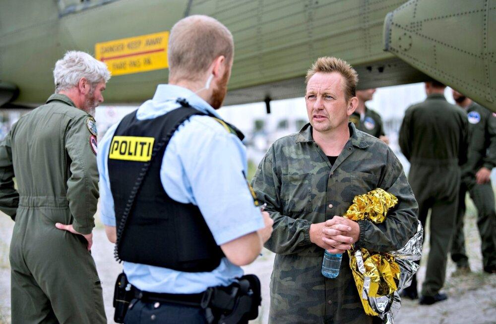 Taani vetes uppunud eraallveelaeva omanikule esitati süüdistus Rootsi ajakirjaniku surma põhjustamises