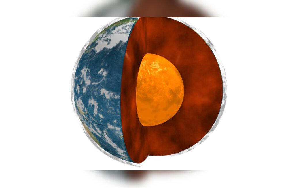 Maa pinna all olevad kummalised mullid võivad olla jäänuk iidsest magmaookeanist