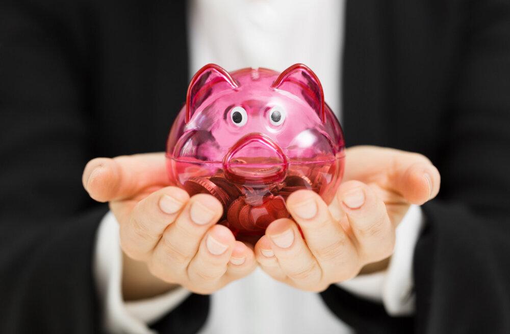 Kuus viisi, kuidas säästa raha ja pidada eelarvest kinni