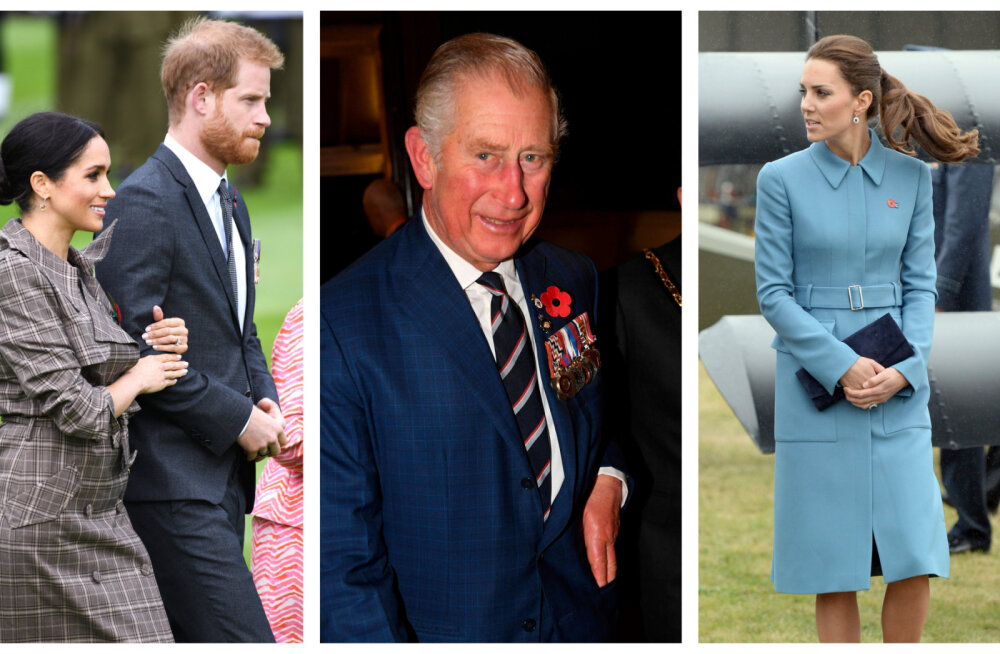 Kehakeel reedab: ekspert paneb paika kuningliku perekonna liikmete tõelised iseloomud