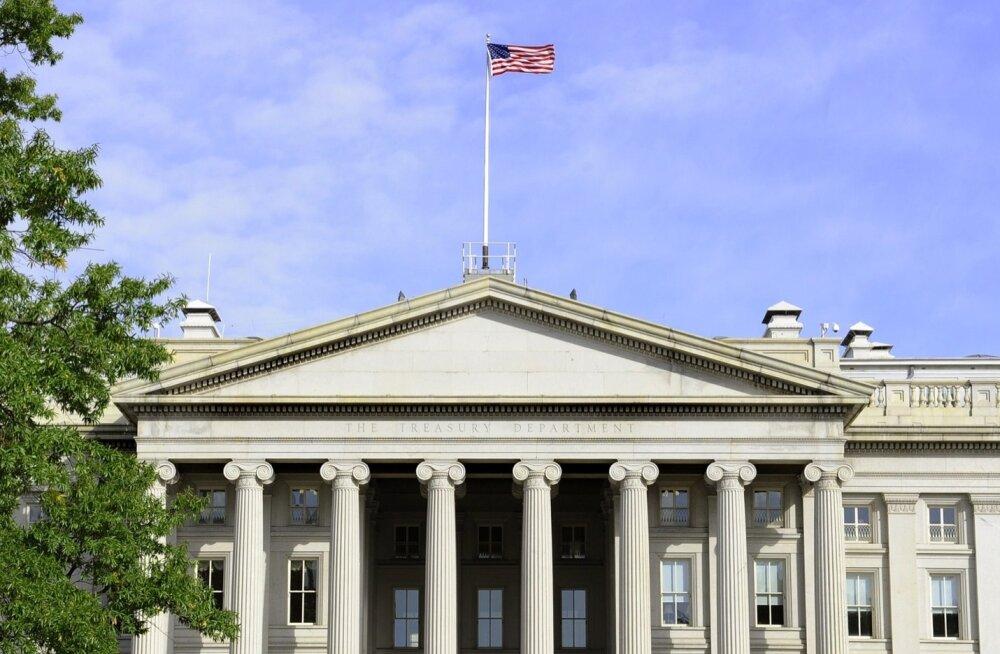 USA rahandusministeerium