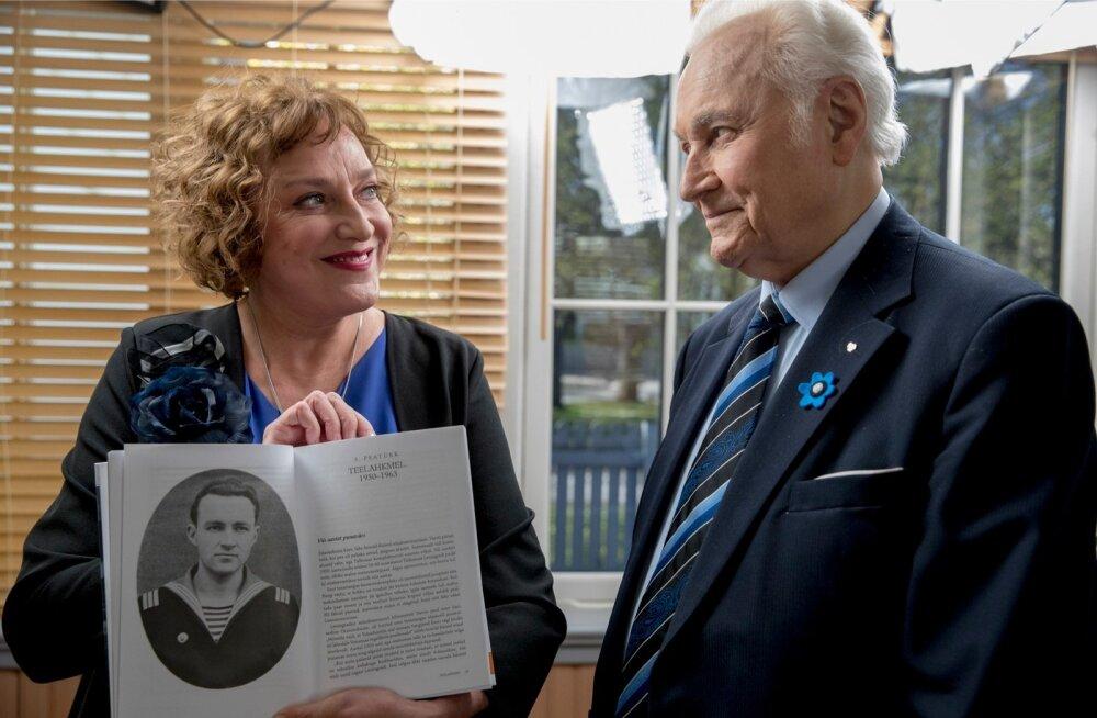 Maire Aunaste intervjuu Arnold Rüütliga