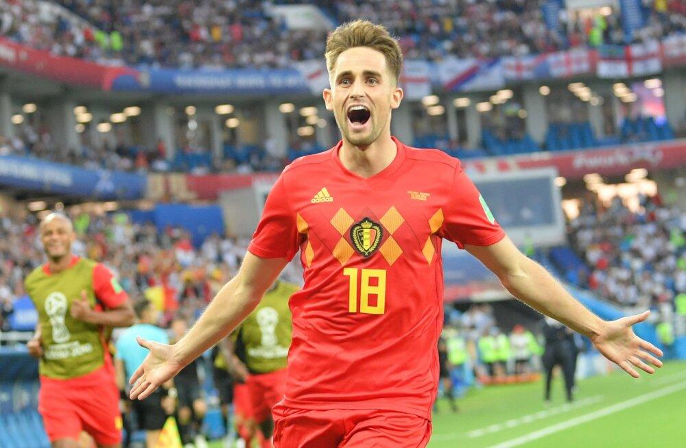 BLOGI | Belgia alistas iluväravast Inglismaa ning võttis alagrupi võidu
