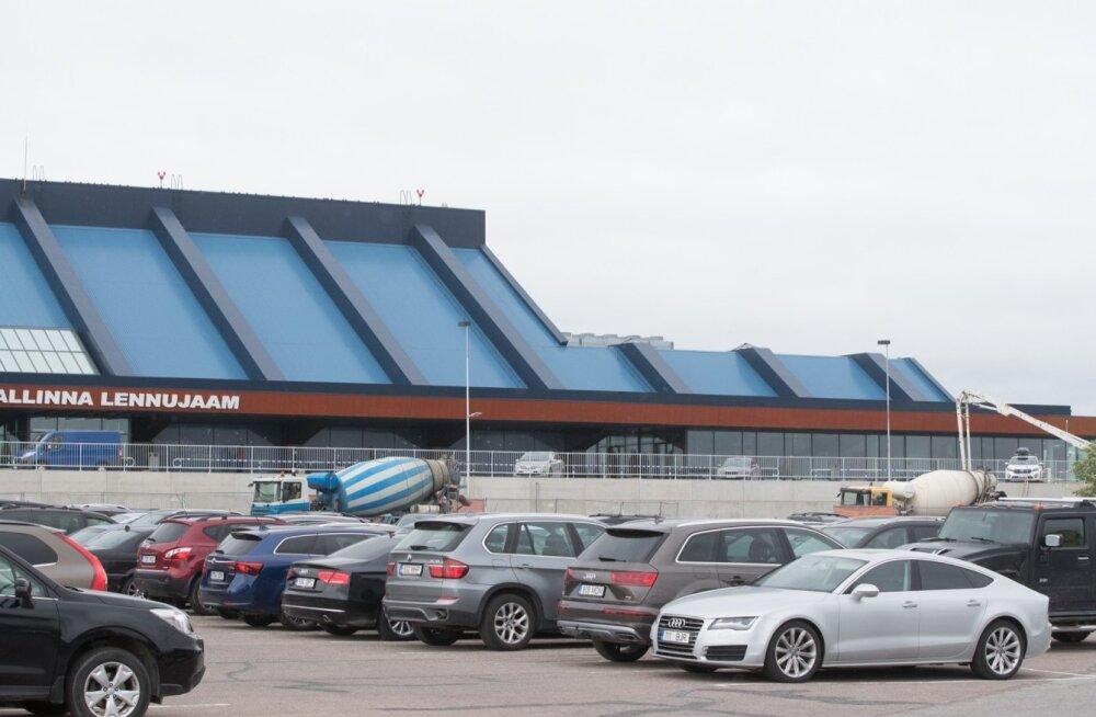 Uuenenud lennujaam