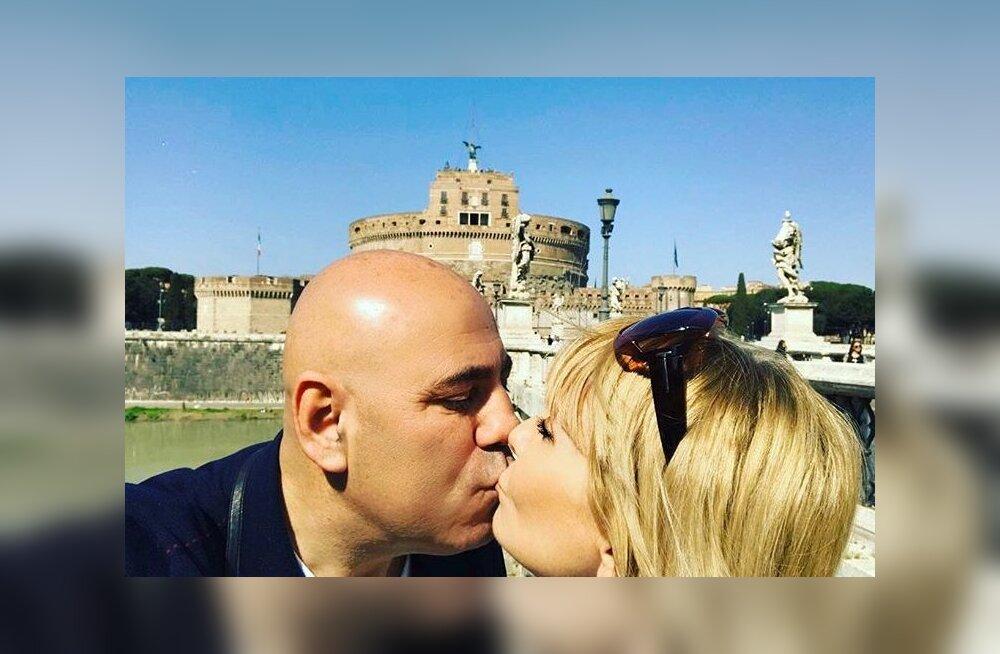 ФОТО: Пригожин устроил Валерии второй медовый месяц