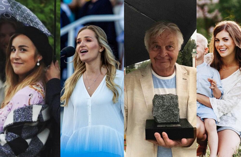 FOTOD | Kõige tähtsam vara on pere ja kodumaa ehk vaata, kuidas õnnitlesid staarid Eestit taasiseseisvumise aastapäeva puhul