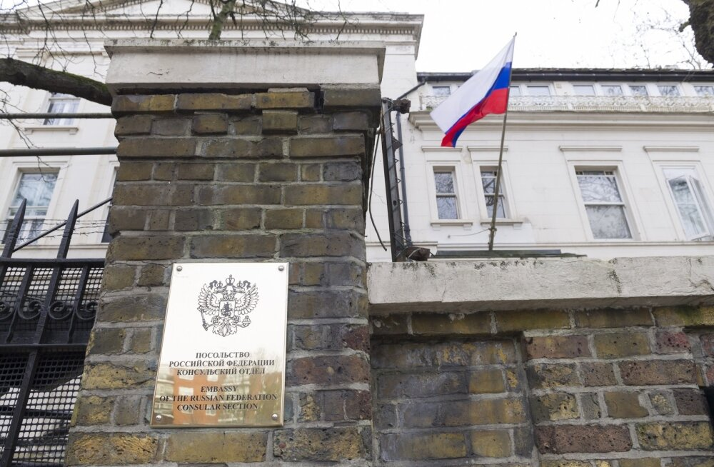 Vene saatkond Londonis päris Suurbritannialt aru ähvarduste kohta panna toime küberrünnak