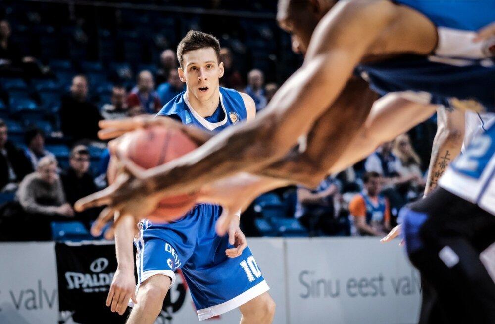 Endine Kalev/Cramo mängija võrdles Tallinnat ja Krasnojarskit