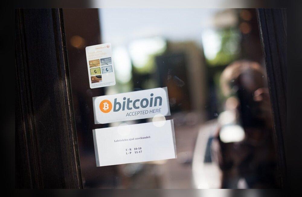 Bitcoiniga maksmine on võimalik ka Eestis