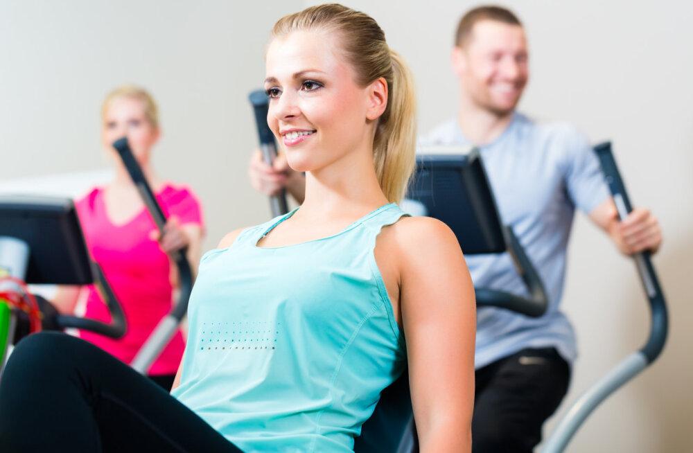 11 правил этикета в спортзале