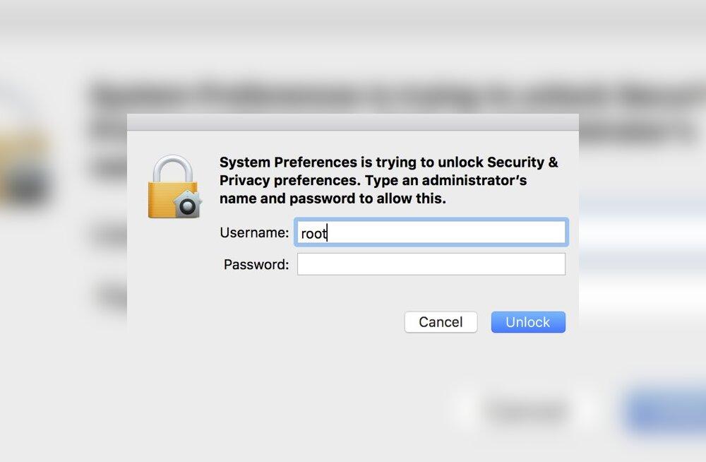 RIA hoiatab: kõiki värskeima opsüsteemiga Maci seadmeid ähvardab suur turvaviga