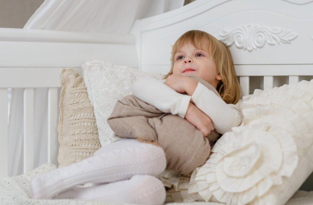 Lapse kaisukas dikteerib kogu pere elu