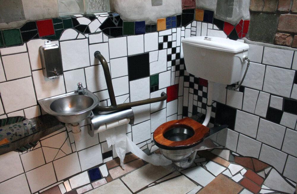 ФОТО. Удивительно, но факт: самый популярный в мире общественный туалет, куда мечтают попасть тысячи туристов